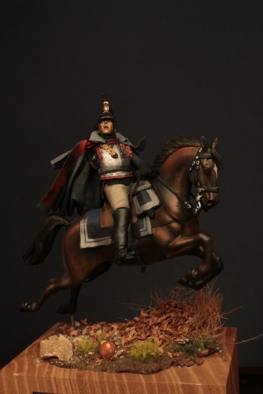 Jacquemin et le drapeau de Arkhangelogorod - Austerlitz 1805 318013FrancoisJacqueminAusterlitz180540