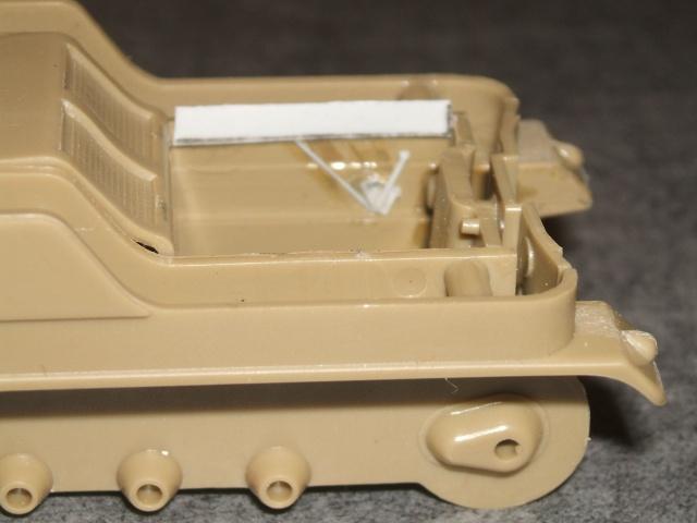 SdKfz 2 Kleines Kettenkraftrad [TAMIYA] [montage terminé] avec remorque transport de bombes [scratch] [terminé] 318933DSCF6856