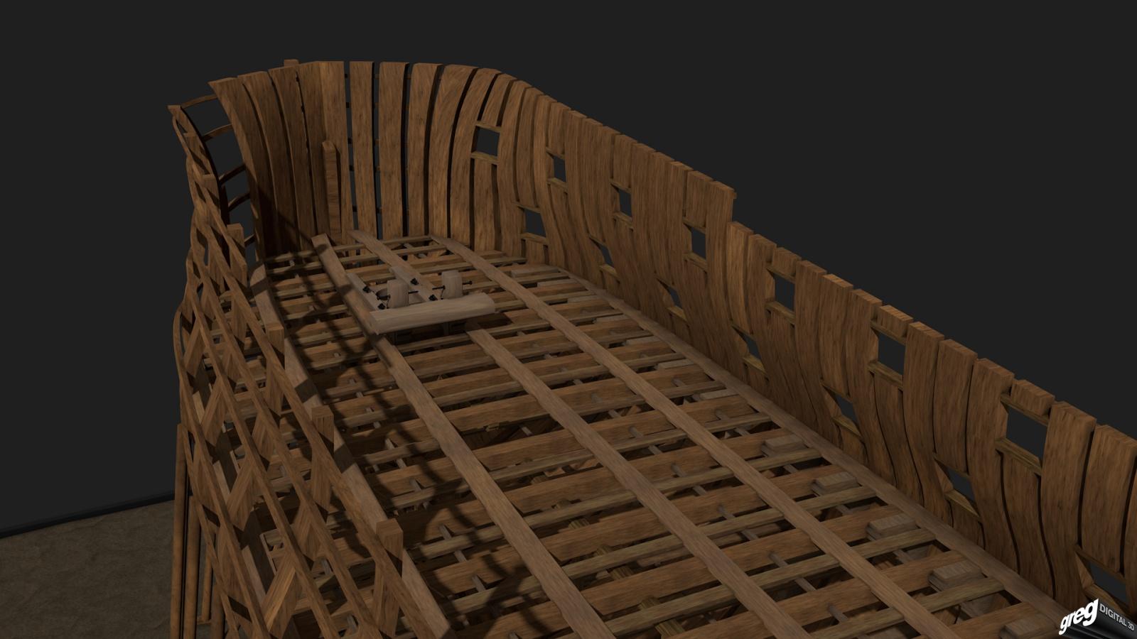 Vaisseau 74 canons Lucide (Création 3D) de Greg_3D - Page 3 318956Squelettegrandebittes2