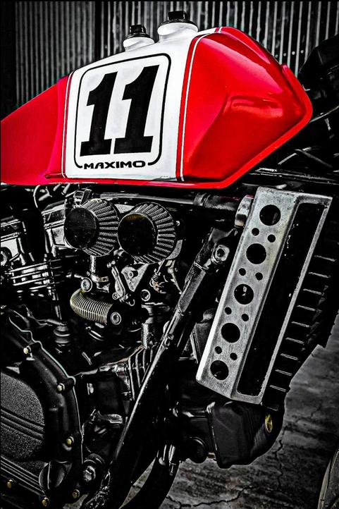 VF sabre 750 Cafe Racer 319063vf7502