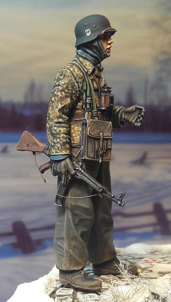 "Figurine ""Alpine miniature"" LAH Grenadier 1/35ème 319281LAH35097Right"
