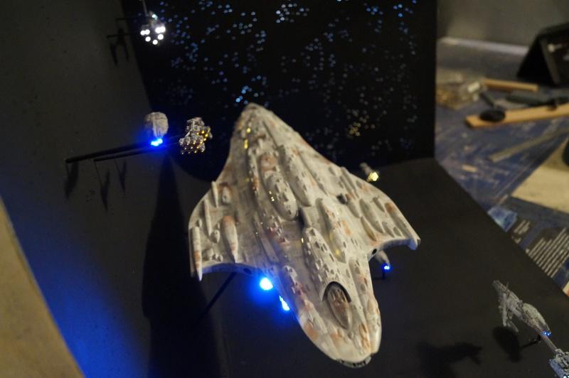 STAR WARS : Diorama Flotte rebelle - Page 5 320057DSC01261