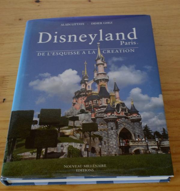 Disneyland Paris : de l'Esquisse à la Création [Nouveau Millénaire - 2002] - Page 3 3206382027
