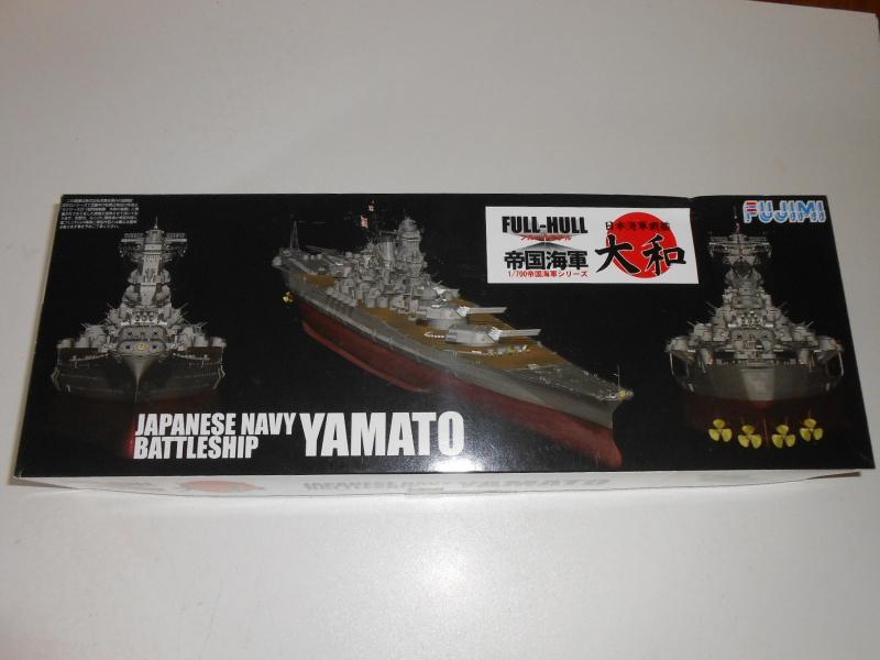 Yamato 1/700 fujimi 320788Yamato700001