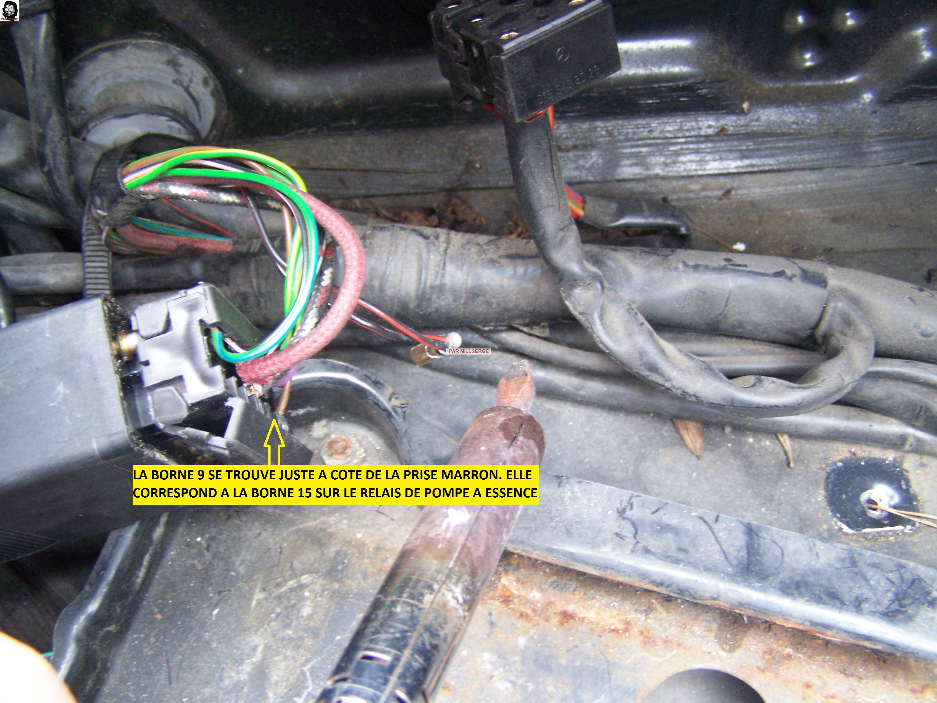 TUTO: Retrait d'une SERPI STAR MK 130-V 32136410Voilmes2filssoudssurunconnecteur