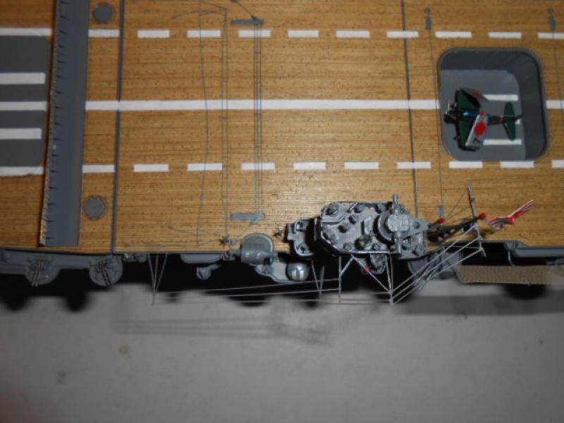PA AKAGI 1/350 de chez Hasegawa PE + pont en bois par Lionel45 - Page 6 321562Aka012