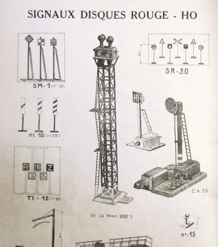 un catalogue de modèles réduits en 1951 322001IMG7974