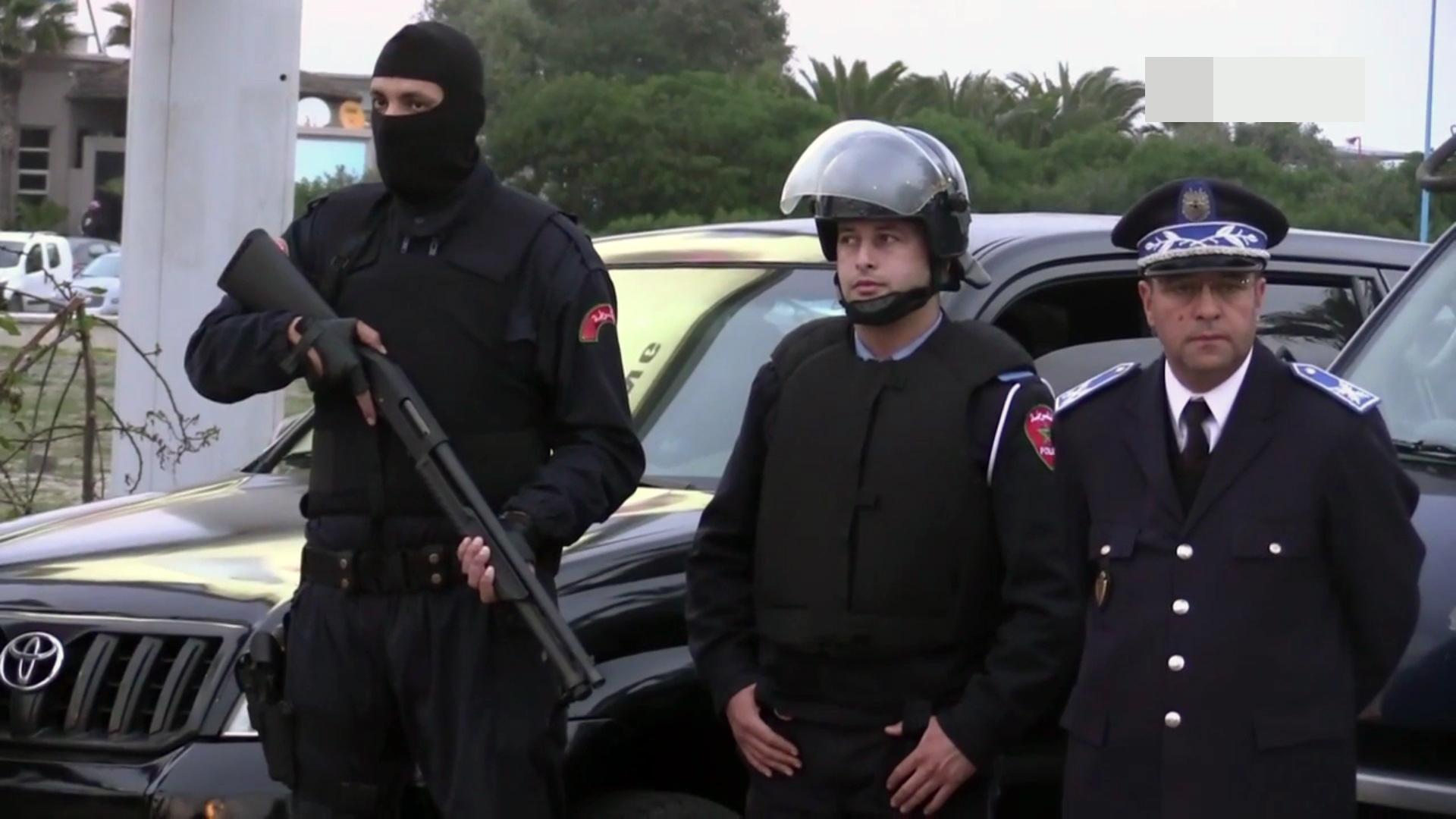 Moroccan Special Forces/Forces spéciales marocaines  :Videos et Photos : BCIJ, Gendarmerie Royale ,  - Page 9 3222326728
