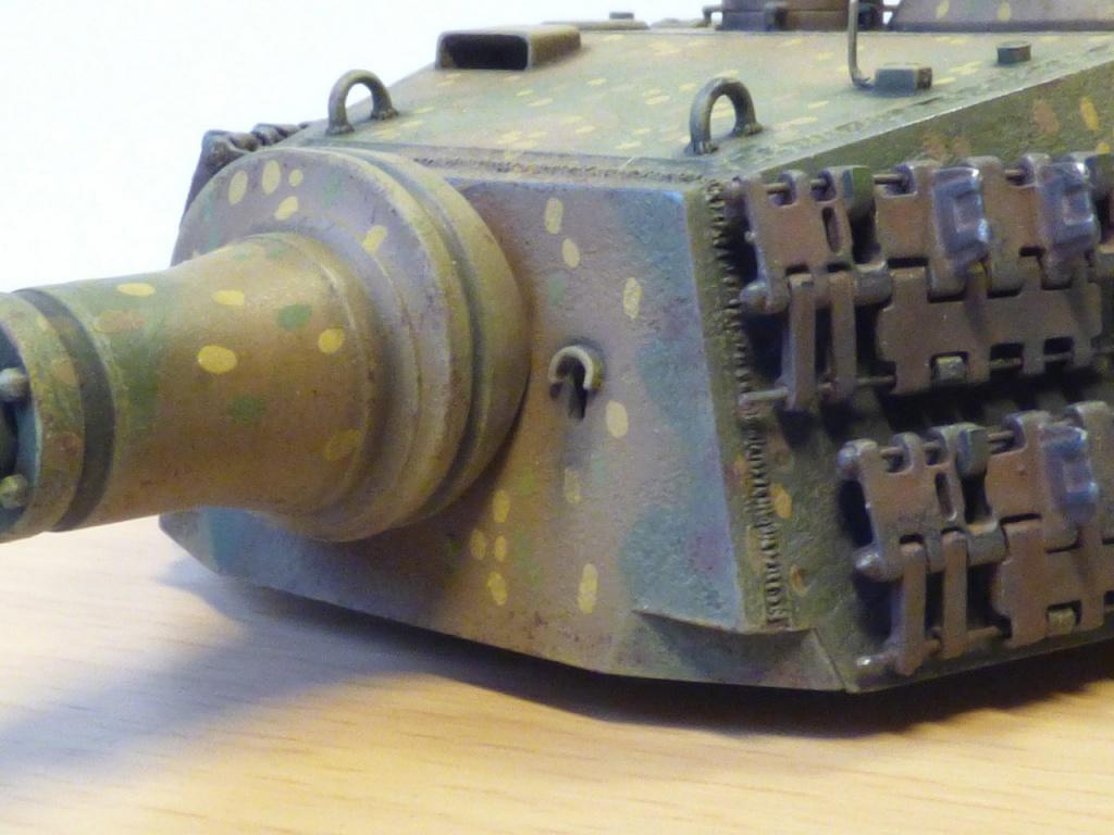 tiger - King Tiger Sd.Kfz.182 Henschel Turret Takom 1/35 322379P1060474Copier