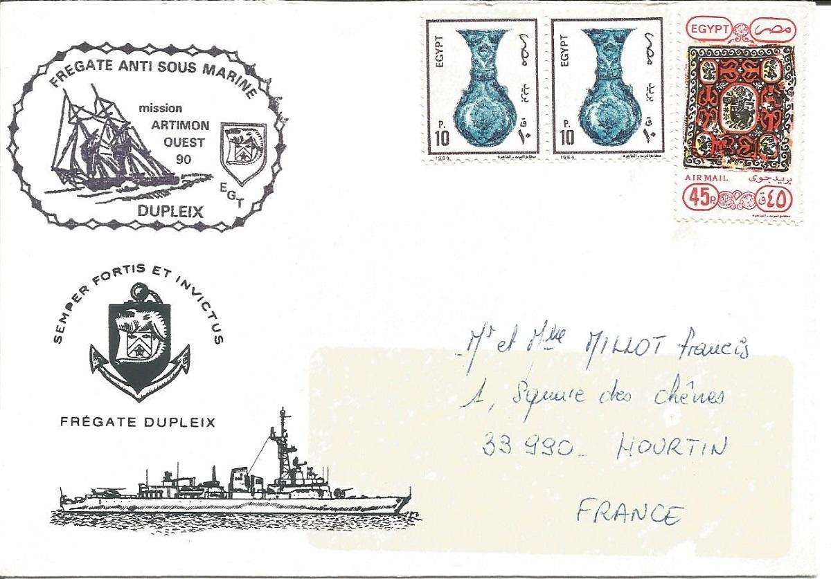 DUPLEIX (FRÉGATE) - Page 3 322479enveloppe