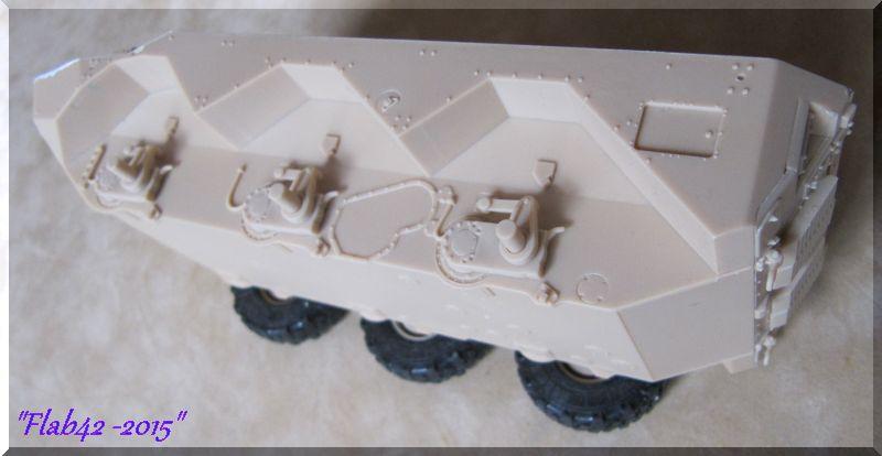 AMX 10 RCR - Tiger Model - 1/35ème 322580Caisse1