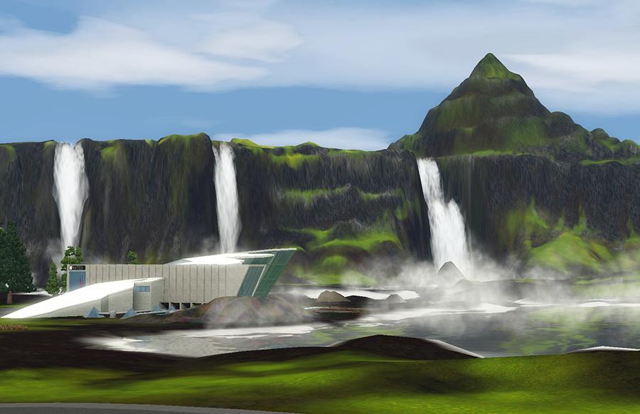 Monde sims : Aurora Skies 322654chutes