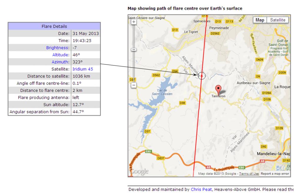 2013: le 31/05 à 19h40 - Un phénomène insolite - Tanneron 83440 - Var (dép.83) 323109Pierre1232