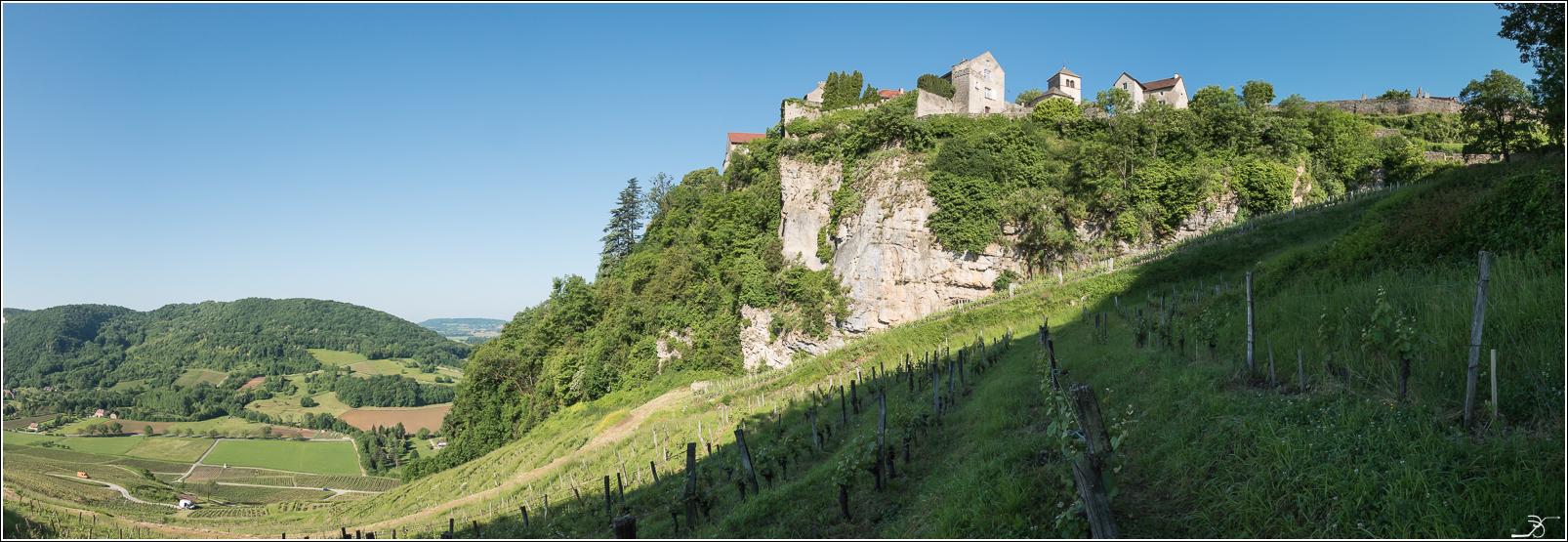 PBVF 60: Chateau-Chalon 323131LR6P1110032Panorama