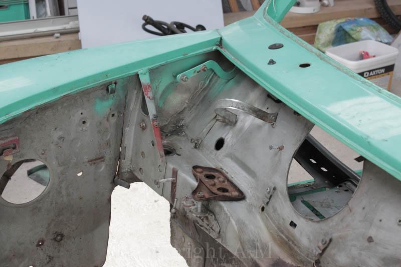 Restauration d'une Austin de 1980 323249IMG3303