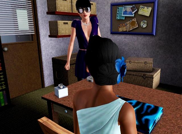 """[Terminé] Sims Histoires de Jobs """"Au bureau"""" - Page 6 324147Screenshot17"""