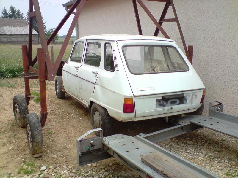 Ma restauration Renault Rodéo 6 324295P2305091932