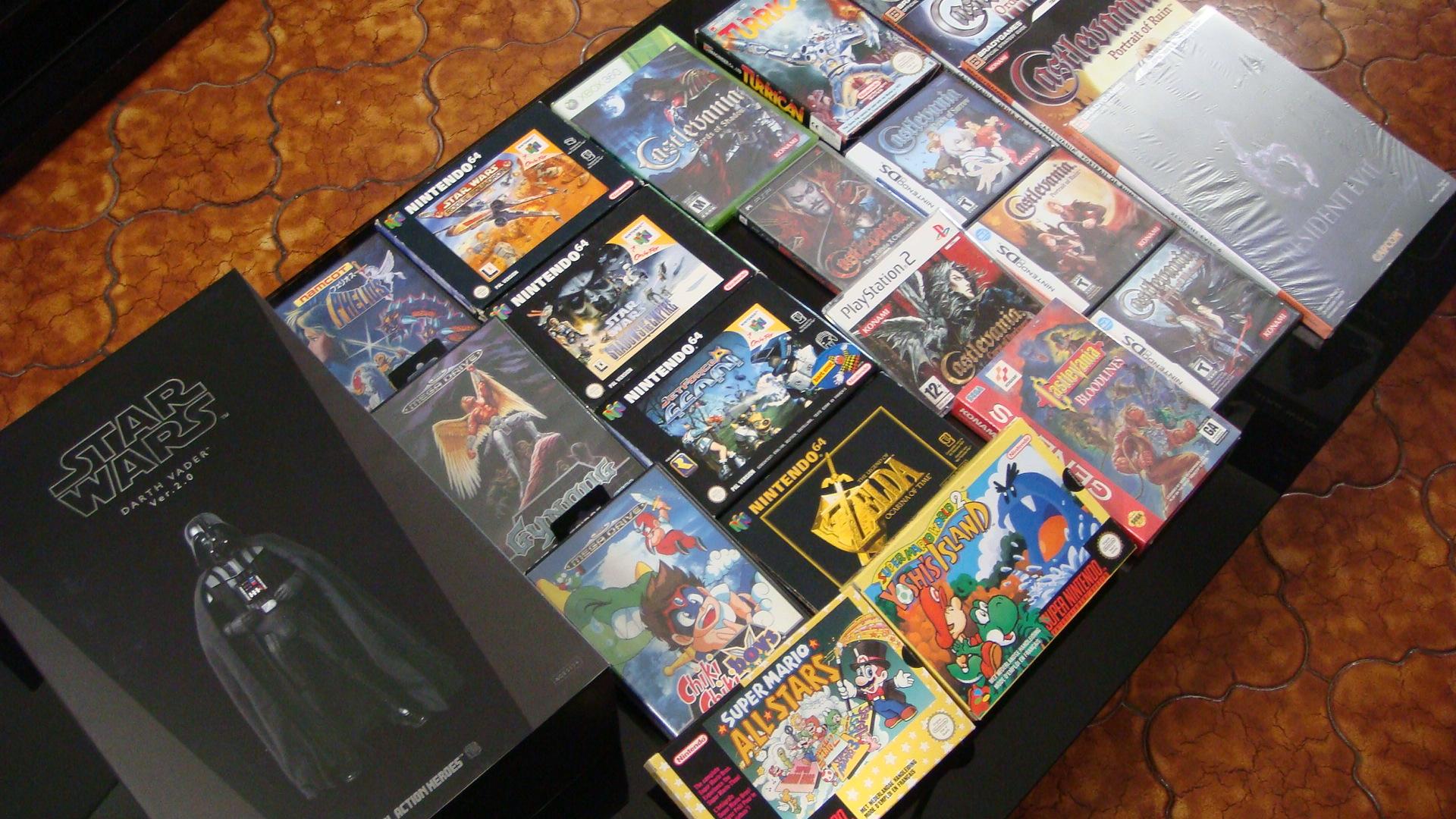 AtilA' collection. du Castlevania, des Artbooks, et tout le reste... 3246251165414013DSC01263