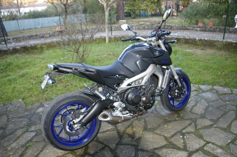 Photos de toutes les Yamaha MT-09 du forum ! :) 325682YPalex
