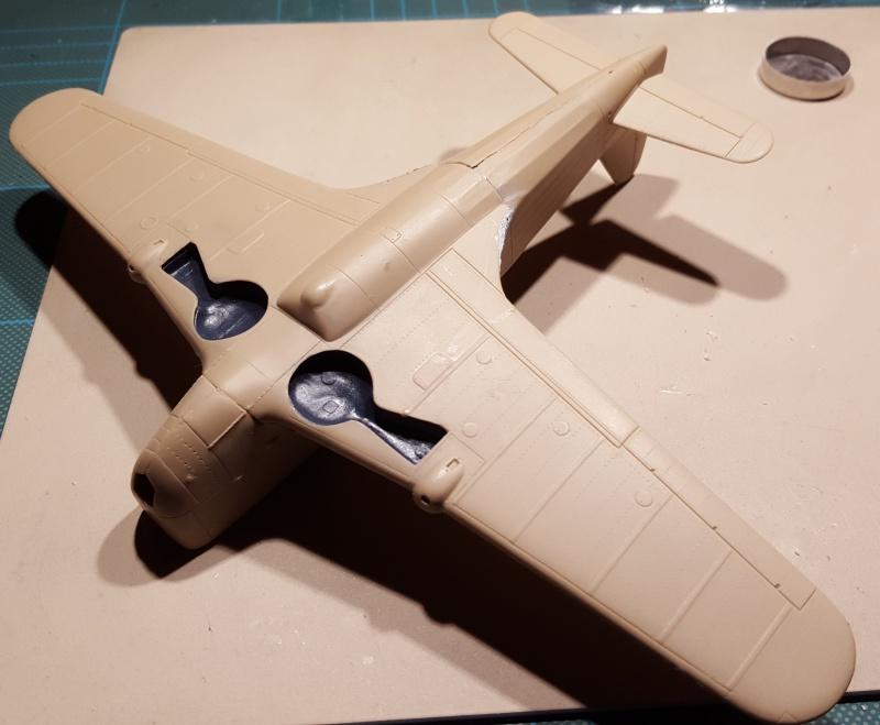 Morane Saulnier MS 406 - 1/48eme AZ Models  32723920151206180648
