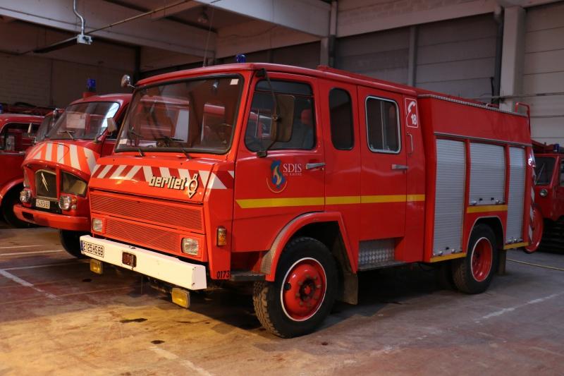 Des camions à gogo....Musée des sapeurs pompiers de Lyon 327770IMG6523