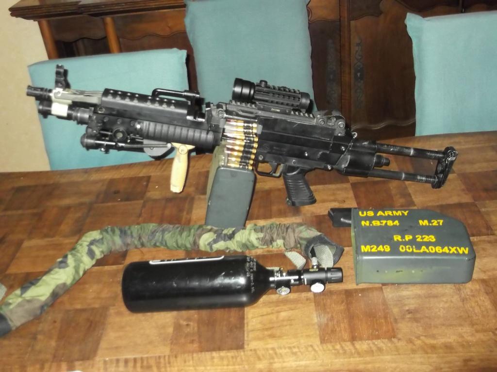M249 DAYTONA GUN [HPA] 328392lebarroux009
