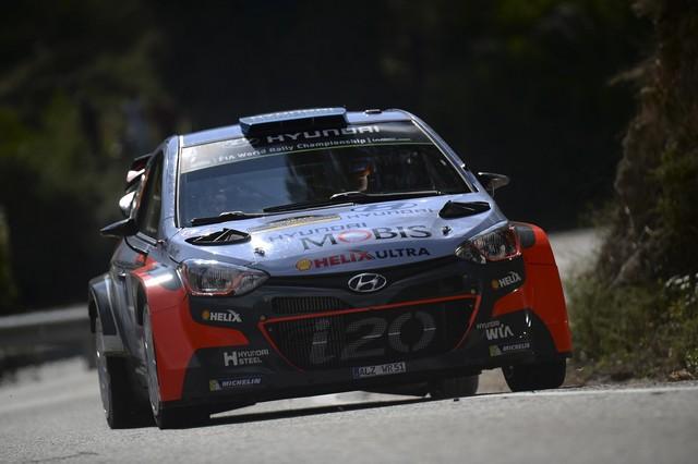 Rallye d'Espagne : Hyundai Motorsport signe son second double podium de la saison 2016  3284201385rallydeespana2