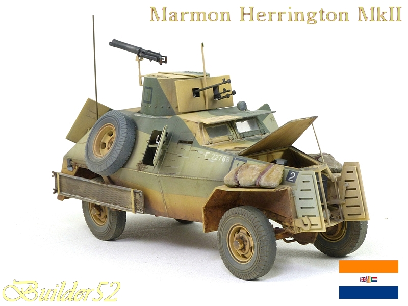 Marmon Herrington Mk.II - Grèce 1941 - IBG 1/35 328991P1040890