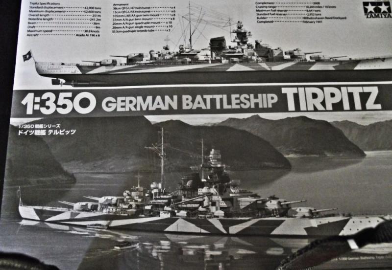 Tirpitz Tamiya 1x350 329391Tirpitz2