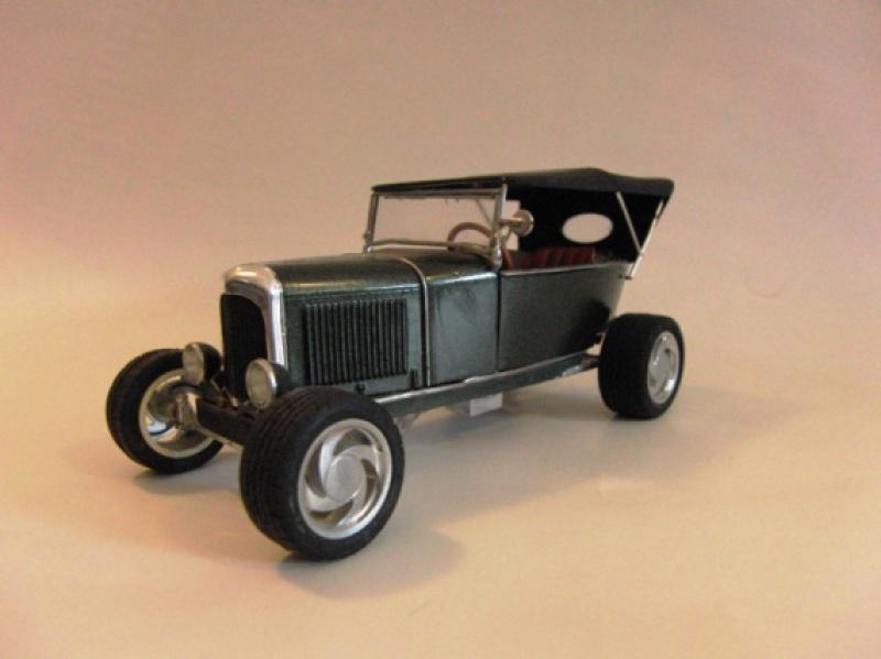Citroën 5HP Torpédo 1923 - 1926 au 1/10ème de France-jouet       sur ponts-trans HSP Kulak 1/18ème    330389HOTRODHP5img1981512500