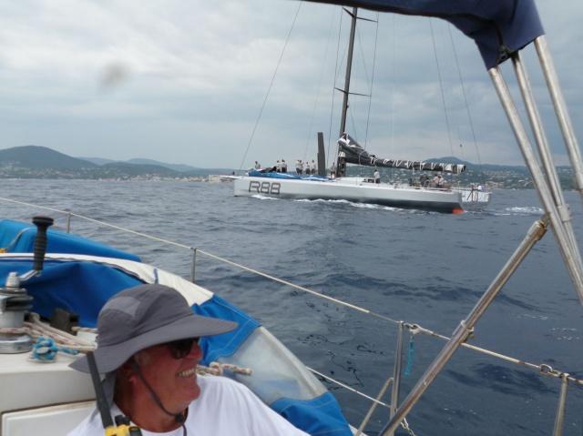 voiles - Un catboat de croisière... kesaco ? 330750P1020499