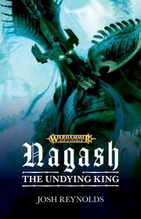 Programme des publications The Black Library 2018 - UK 331737BLPROCESSEDNagashTheUndyingKing