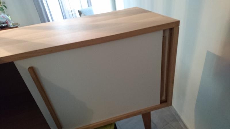 Création d'un meuble en chêne pour le salon 332291DSC1284