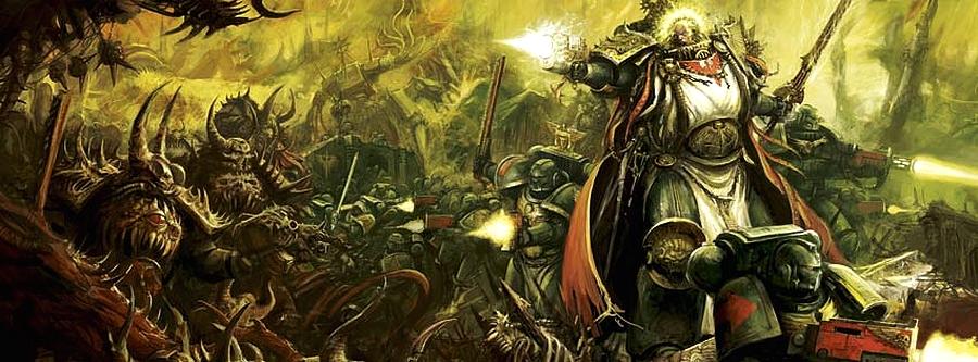 Le Livre de Règles de Warhammer 40,000 - V6 (en précommande) - Sujet locké - Page 2 332464coverwakav6
