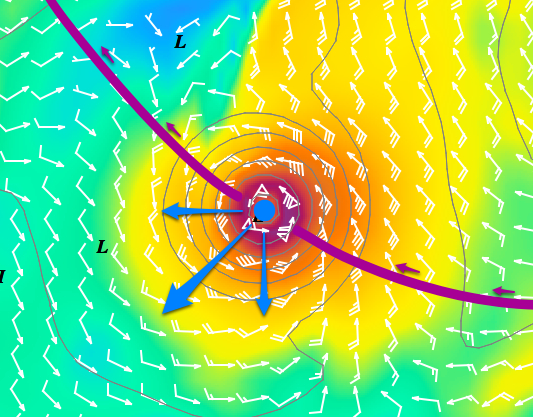 Cyclone GONZALO sur les îles du Nord des Antilles 332746EsquivCycloPetAnt11