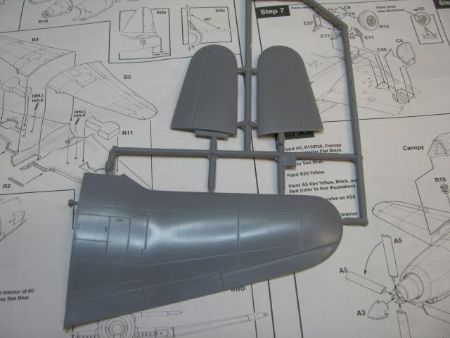 Ryan XF2R-1 Dark Shark Czech Model 1/48.....Terminé! 332776IMG8399
