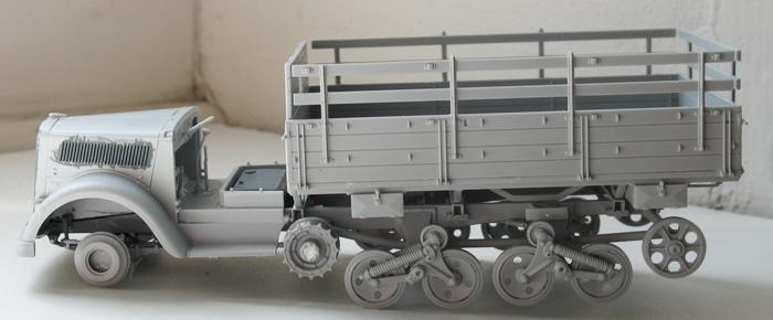Opel Maultier  Dragon 1/35 333452modles122