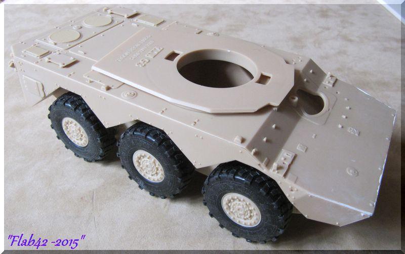 AMX 10 RCR - Tiger Model - 1/35ème 333655caisse3