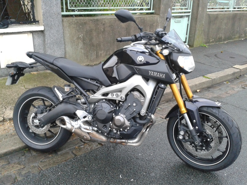 Photos de toutes les Yamaha MT-09 du forum ! :) 33382920131110
