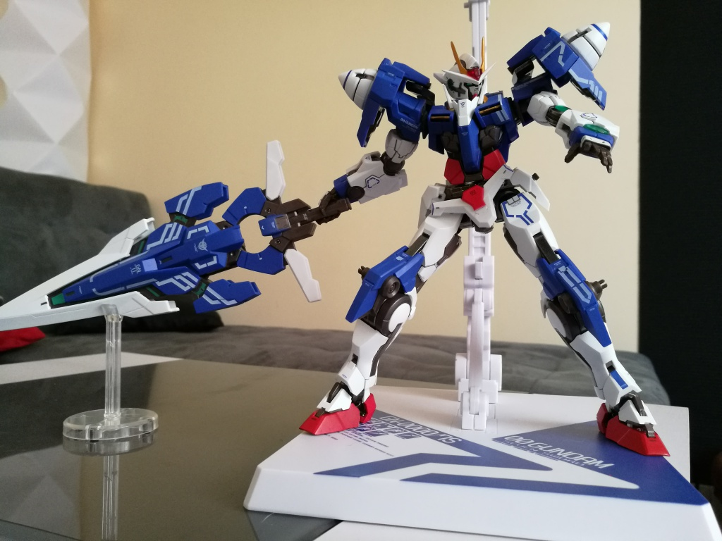 [REVIEW] Gundam 00 Seven Sword Metal Build MC Club..entre larmes,decadence et F5. 334013IMG20161030152121