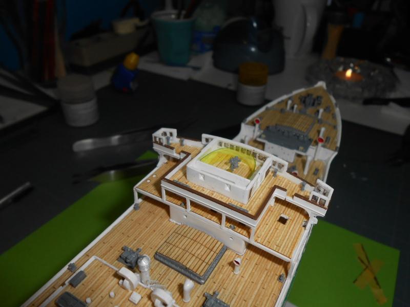 Hikawa Maru hopital 1/350 PE/pont en bois et babioles  - Page 6 335533DSCN5914