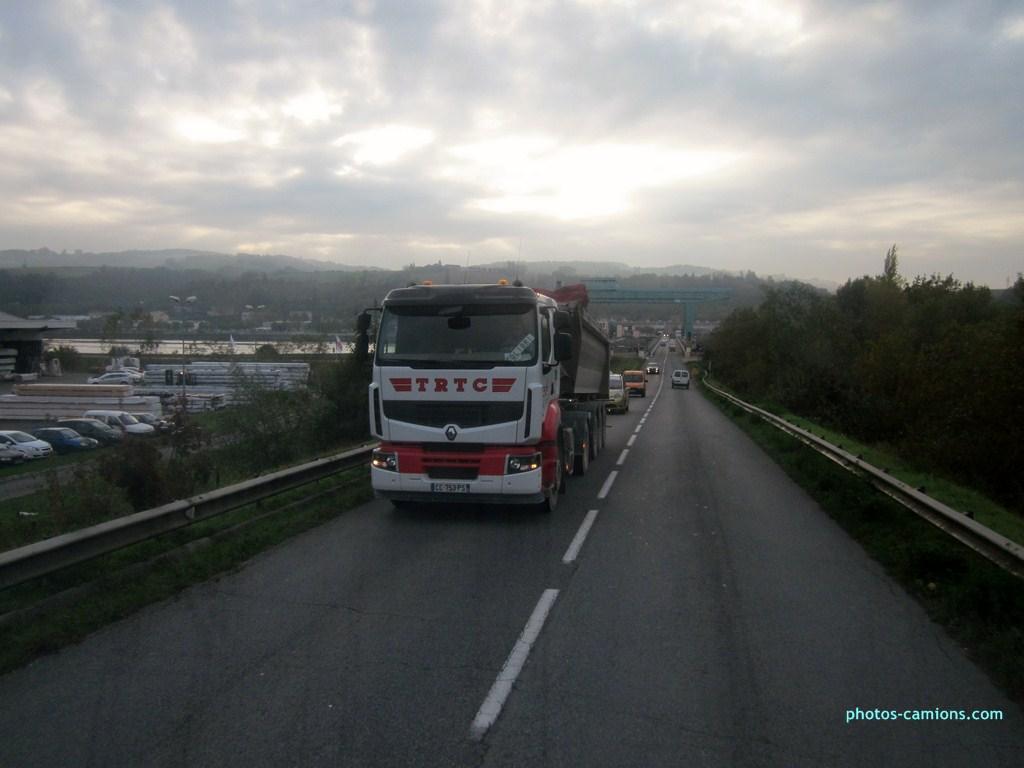 TRTC Transports Routiers Thiérry Coste (Vourles, 69) 335689photoscamions26X20123Copier