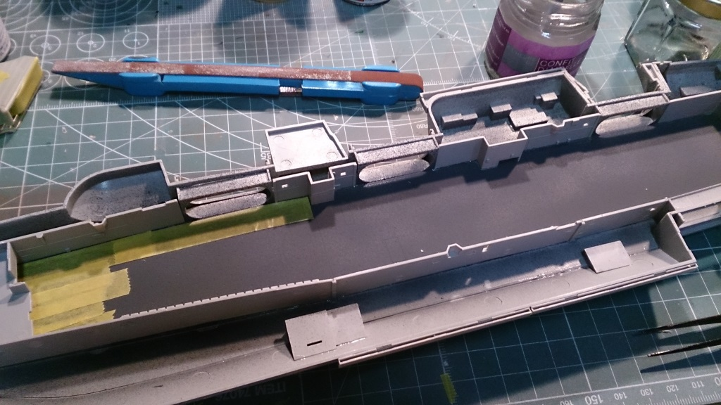 USS Theodore ROOSEVELT CVN-71 [Trumpeter 1/700] 335700cvn717