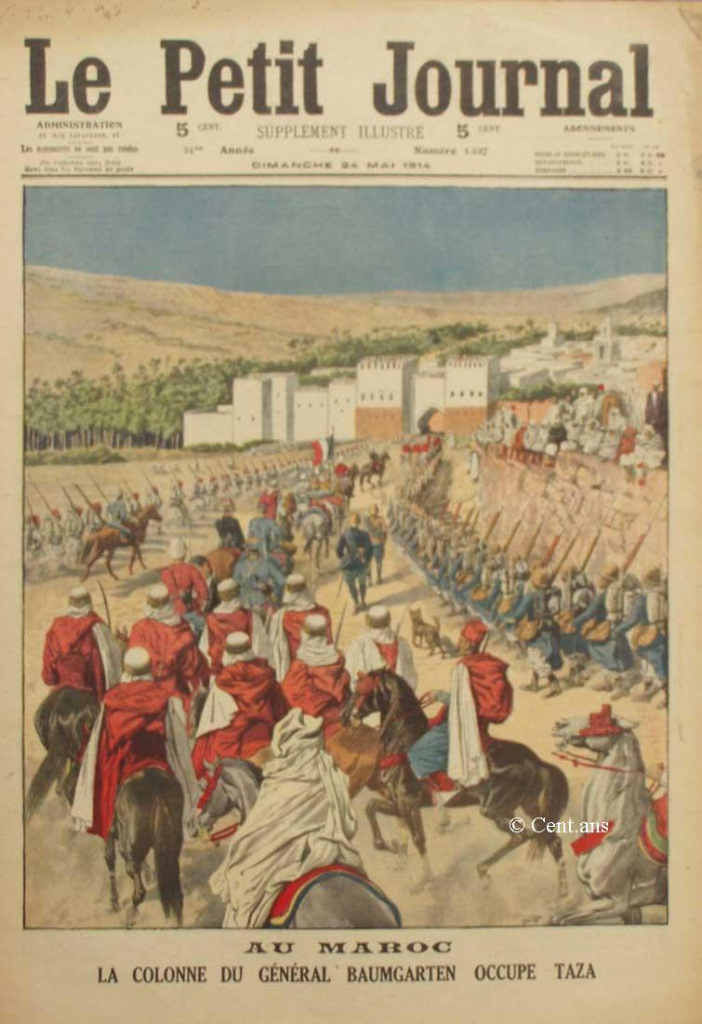 صفحات من تاريخ المغرب الحديث من خلال Le Petit journal illustré - صفحة 3 336828pj122724051914