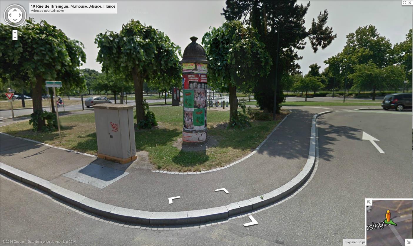 Les colonnes Morris en France 336919colonnemorrisMulhouse4