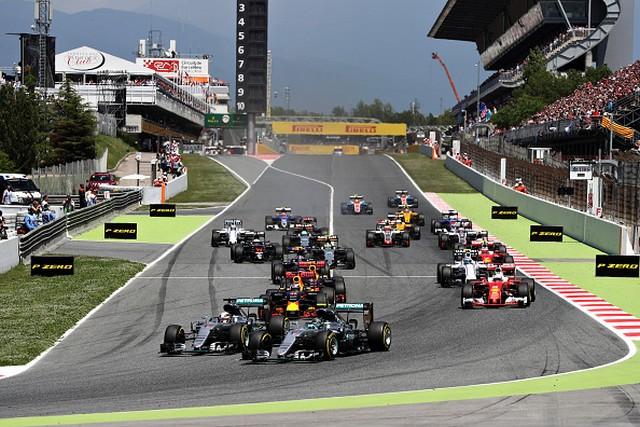 F1 GP d'Espagne 2016 : Victoire Max Verstappen 337395531519198