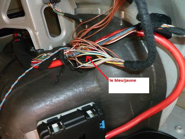 [BMW E46] Installation de radars de recul 338175P1000827