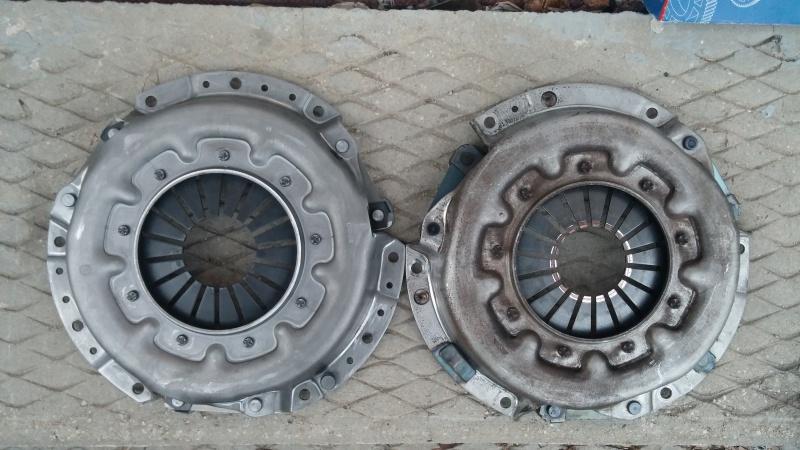 Erreur de referance du mecanisme d'embrayage sur Mazda 121  3386281427651445162648977064