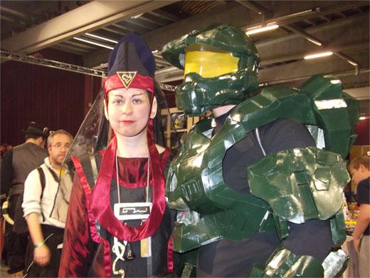 [cosplay] Pendentif et Broches de diplomate/prêtresse Vulcaine (Star Trek) 338761203