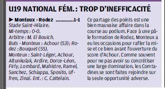 Football Club Féminin Monteux Vaucluse et Monteux foot seniors et jeunes  339300Copie2de27